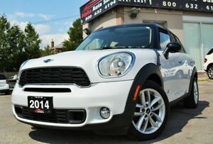 2014 MINI Cooper Countryman S All4 *6Spd* No Accidents* Warranty