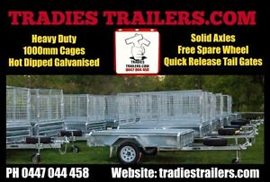Heavy Duty Box Trailers Brisbane City Brisbane North West Preview