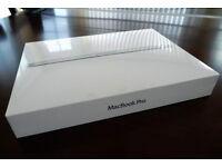 Macbook Pro Retina 13 3.4Ghz 8GB Ram 128GB Flash Storage High Sierra 2017 Boxed As New with Warranty
