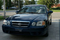 Automatic 2004 Kia Magentis Sedan LX 4-door No repair needed