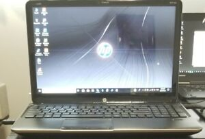 HP ENVY dv6, AMD 2.5MHz, 6 GB Ram, 500GB HDD, DVD, Win 10, MINT
