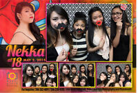 Photobooth for 300CAD for 3hrs PROMO