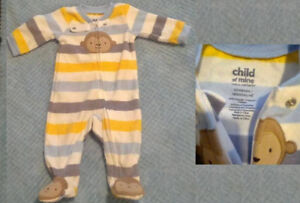 baby clothes new and fairly new