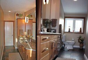 Renovation Specialist - Bathrooms, Kitchens, & Basements Belleville Belleville Area image 8