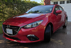 2014 Mazda 3 Sport GS Hatchback, Android Auto, New Brakes