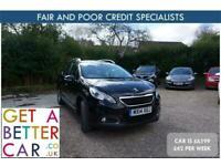2014 Peugeot 2008 1.2 VTi Active 5dr - CAR IS £6599 - £42 PER WEEK HATCHBACK Pet