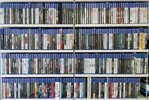 (KEEP UPDATING!) PLAYSTATION PS4 GREAT GAMES