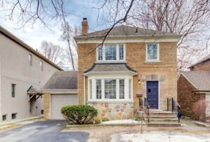Spacious 2 Bedroom Upper Forest Hill- Basement Apartment Rental