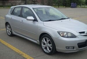 2009 Mazda3 GT Hatchback (SAFETY & ETEST)