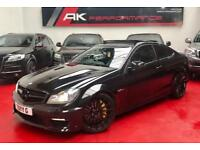 2011 Mercedes-Benz C Class 6.3 C63 AMG Edition 125 PAN ROOF, CARBON KIT,