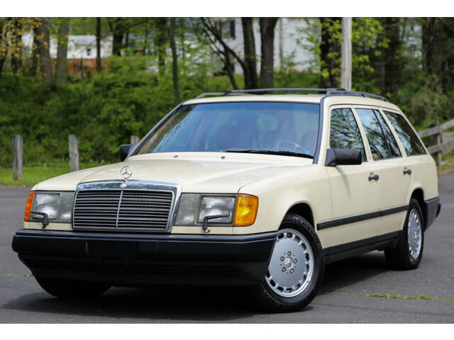 1987 mercedes 300td 300tdt turbo diesel wagon 3rd row seat. Black Bedroom Furniture Sets. Home Design Ideas