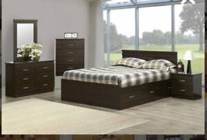 CANADIAN  MADE  BRAND  NEW  7PC  BEDROOM  SETS ON  SALE