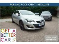 2015 Vauxhall Astra 1.6 CDTi 16V ecoFLEX Tech Line 5dr - £45 PER WEEK - CAR IS £
