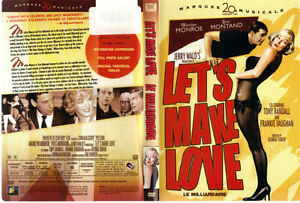 Let's Make Love (1960) - Yves Montand, Marilyn Monroe West Island Greater Montréal image 1
