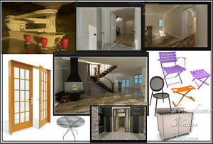 3D architectural visualizations/Illustration Architecturale 3D West Island Greater Montréal image 1