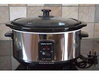 Morphy Richards Slow cooker 3.5 liter