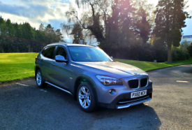 STUNNING BMW X1 AUTO 4x4 2.0 D X3 x4 X5 q3 q5 A3 A4 320 tiquan XC60