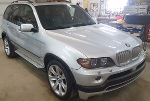immaculate 2005 BMW X5 SUV, Crossover