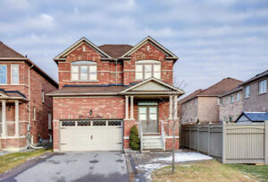 FABULOUS 4Bedroom Detached House in VAUGHAN $1,299,888 ONLY
