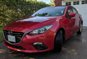 2014 Mazda 3 Sport GS-SKY Hatchback Android Auto