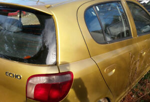 2005 toyota echo hatchback  parts car