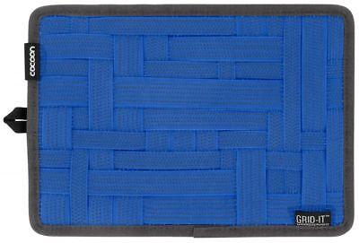 Grid-it Organizer (Cocoon Grid-It Organizer für Taschen, CPG8BL, Blau)