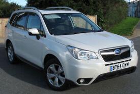 Subaru FORESTER XC Premium 2.0TD 147ps 4X4 AWD SUV 2014 - 36k mi