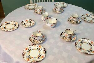 Bognor Royal Albert Tea Set