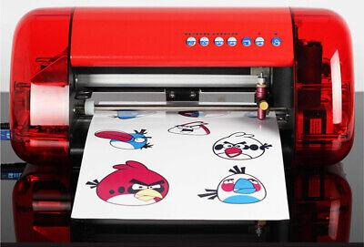 Portable A3 Cutting Plotter Desktop Vinyl Sign Cutter Plotter Machine 220v
