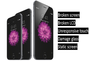 Iphone and Samsung screen and battery repair