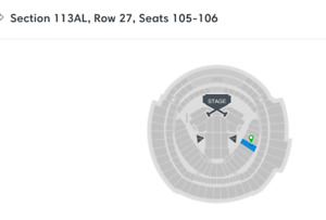 Taylor Swift Reputation Tour Tickets