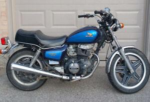1982 Honda CB450