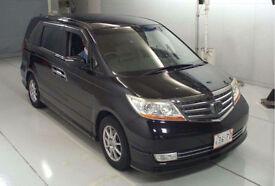 FRESH IMPORT NEW SHAPE HONDA ELYSION V6 VTEC AUTO LUXURY MPV 8 LEATHER SEATS