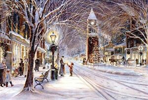 "Trisha Romance – ""Candlelight Stroll"" Limited Edition Print London Ontario image 1"
