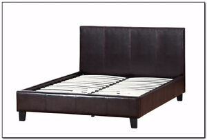 Gently used queen bed frame, like new