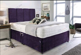 💯💯🧿CHEAPEST NEW DIVAN BEDS & 🚚FREE DELIVERY