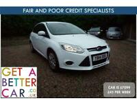 2014 Ford Focus 1.6 TDCi Edge ECOnetic 5dr - CAR IS £7099 - £45 PER WEEK HATCHBA