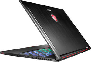 MSI GAMING LAPTOP WITH 1060 GRAPHIC CARD