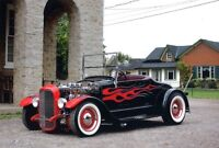 1927 ford old school hot rod