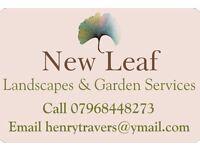 New Leaf Landscapes & Garden Services