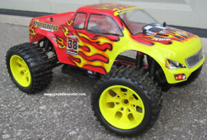 New RC Electric Truck 4WD 2.4G RTR 1/10 Scale