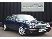 1999 Jaguar XJ XJ8 L 4.0 V8 LWB Sovereign *Sapphire Blue + Ivory*