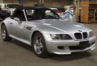 Wanted! 01/02 S54 M Roadster