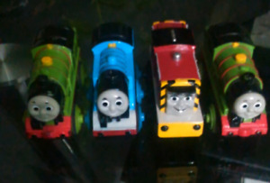 Thomas The Train- Battery Powered Engine $15.00 each
