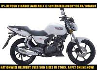 2017 KEEWAY RKS 125 EFI, 0% DEPOSIT FINANCE AVAILABLE
