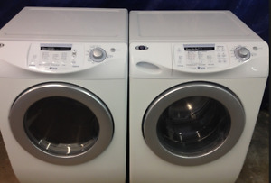 Washer and Dryer - Maytag Neptune
