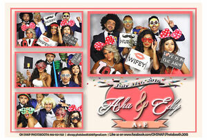 Oh SNAP Photobooth - SNAPtastic Photo Booth for any events! Oakville / Halton Region Toronto (GTA) image 4