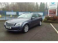 Mercedes-Benz C220 2010 Estate 2.1 Diesel CDI In Grey