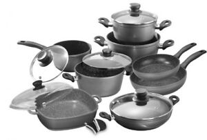 Stoneline 13-piece Cookware Set - New in Box