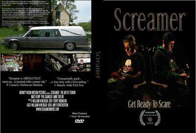 Screamer Halloween Haunted House Documentary Movie